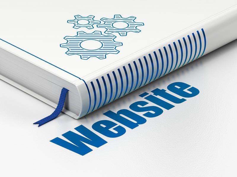 Веб сайт в сети интернет