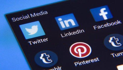 продвижение в социальных сетей